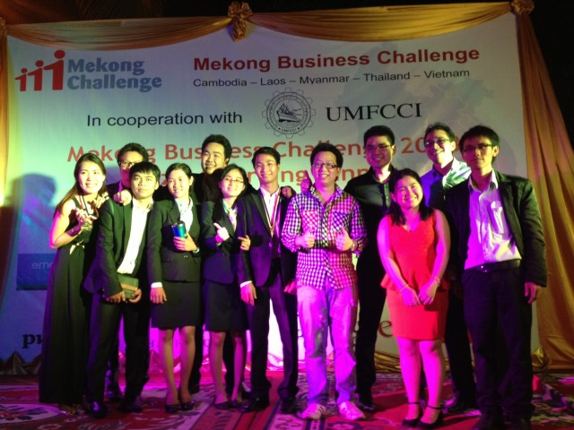 Mekong Business Challenge 2013_top
